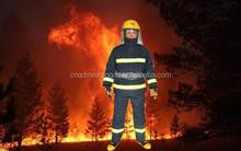 EN469 Aramid Firefighter Suit