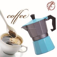 2015 OGNIORA New Aluminum automatic coffee machine espresso coffee machine delonghi coffee machine coffee huller machine