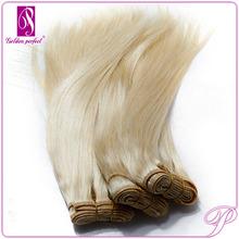 Golden Perfect Sells Eurasian Blonde Virgin Wholesale Human Hair
