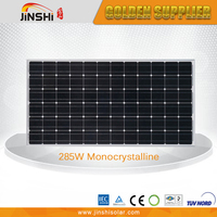 Widely Use Top Quality PV Panel 285w Thermodynamic Solar Panel