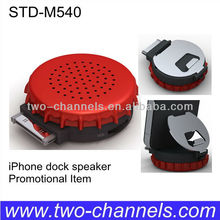 3GS Hamburger Portable Mini Bluetooth Speaker For Iphone With Opener