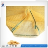 Colored high quality PE leno mesh bag for agriculture