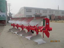 Hot sale NONGHAHA 1LF-535 heavy type hydraulic reversible plough in good quality with competitive price