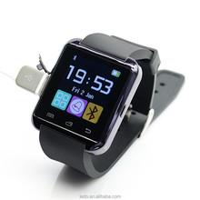 LEDO 2015 Popular Multi Functions Capacitive Touch Screen Smart Watch bluetooth Phone