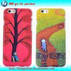 Pc case for kids of iphone6 fashion custom picture