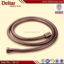 Oil Rubbed Bronze Antique Shower Hose with 304