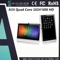 Dual Core 7 inch tablet with removable battery $21.9