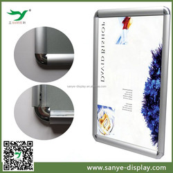 hot sales mitre or round corner poster snap frames 20x30