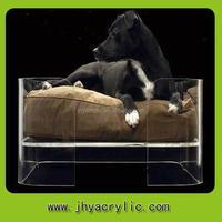 Popular unique pet bed/acrylic pet bed