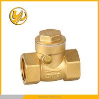 check valve/brass check valve/Baffle check valve