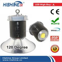 200w workshop lighting led +UL Meanwell driver+ Bridgelux chip (CE,Rohs,PSE,TUV,LVD,EMC)