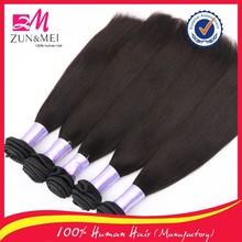 2015 top quality unprocessed 100% human hair indian virgin hair silky straight wave sex vagina