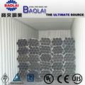 Bs1139& en39 11/2'' Échafaudage soudure tuyau en acier