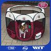 Pet dog outdoor playpens,pet puppy dog playpen exercise pen,hot sale foldable wholesale pet playpen