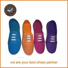 best wholesale canvas shoes factory