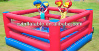 CE,GS certification inflatable fighting boxing ring