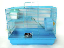 Alibaba China new pet product deluxe fashion blue bird cage