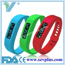 OLED Smart Bluetooth Bracelet Sport Watch with Pedometer