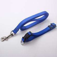 Dark blue dog leash fashional hot sale