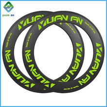 carbon wheels 88mm clincher highquality popular Made in China Carbon clincher rims bike parts 28 inch bicycle rims carbon rims
