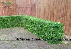 garden,home,shop decoration artificial grass wall,artificial plastic boxwood hedge