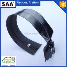 2015 high quality long chain waterproof nylon zipper