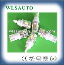 5630 SMD T10 194 W5W 501 LED auto lamp