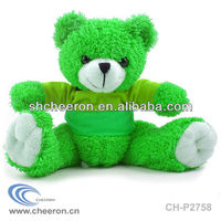 Plush teddy bear toys for 2013 Christmas