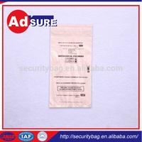 Brand new biohazard ziplock specimen bag blood bag production line for wholesales