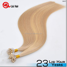 Top Quality European Micro Ring Hair Extension