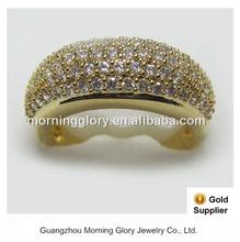 artificial diamond jewelry children rings