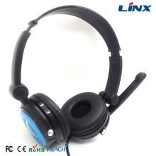 OEM Knitted Music Earmuff Headphone