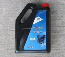 motor oil KF01-14-020MI for mazda CX5 /MAZDA 3 2014 /MAZDA 6 2014 ATENZA