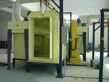 Powder Coating Booth Is A Mini Paint Booth With Good Spray Coating Systems