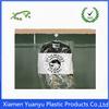 Custom logo printed plastic packaging bags for garment