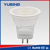 LED in China Alu+PC G4 LED spotlight bulb mr11 LED brake