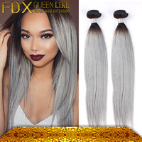 Best sellling new product brazilian hair wigs for black women grey curly hair wigs