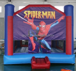 qiqu fun costomized cheap inflatables bouncy castle prices,buy bounce house wholesale