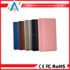 New Design 10000mAh pocket portable power bank lion polymer battery power charger