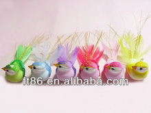 lovely Artificial ostrich feathers wedding decoration