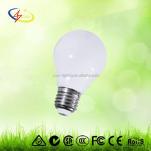 High lumen low decay glass bulblight e27 e14 led bulbs 5w/7w led bulb light