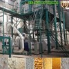 high quality 15t/d maize flour making process for corn grinding mill