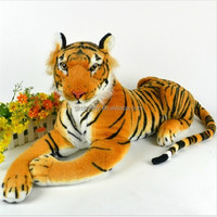 New hot selling Small cute plush tiger toys lovely stuffed doll Animal pillow Children Kids birthday gift 30cm