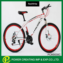 New bent bicycle wheels 20 inch for sport mountain bike