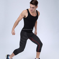 New Sexy XX Men Sports Shorts Wholesale Breathable Slim Yoga Polyester Sports Leggings