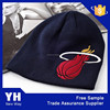 2015 wholesale Taobao sell 100% acrylic custom name knitted hats