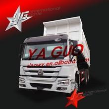 sinotruk 6x4/8x4 336hp-371hp cheap dump used truck