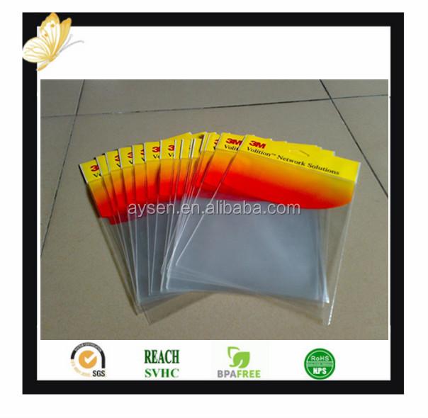 Rodada de natal saco do presente plástico pvc