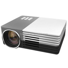 H50 Full HD 1080P Home Theater Mini Projector for Video Games TV Movie, Support HDMI / VGA / AV