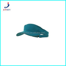 wholesale blue color sun visor tennis cap